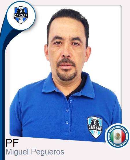 Miguel Ángel Pegueros Chávez