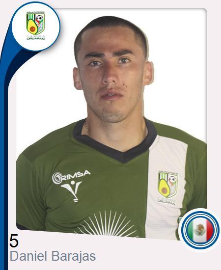 Daniel Giovanni Barajas Vega
