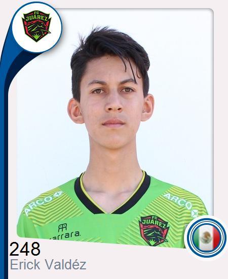 Erick Miguel Valdéz Espinoza
