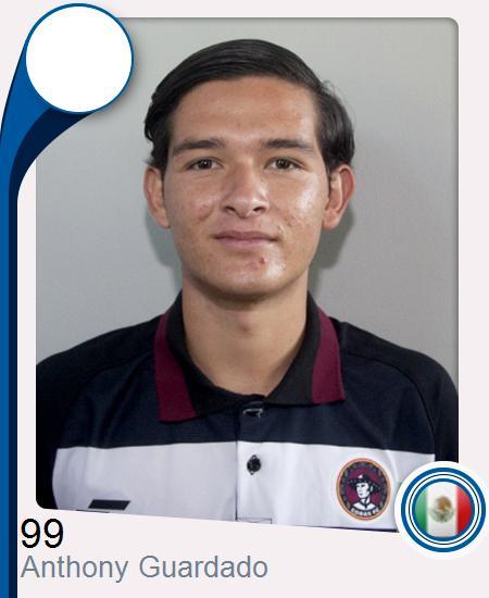 Anthony Rafael Guardado González