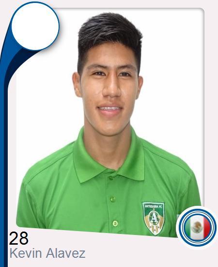 Kevin Arturo Alavez Pacheco
