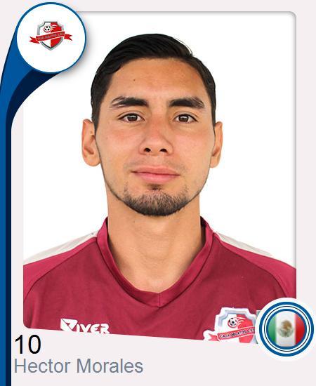Héctor Gabriel Morales Valle