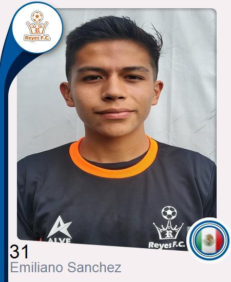 Emiliano Sanchez Calderon