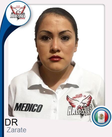 Brisa Julieta Zarate Pacheco