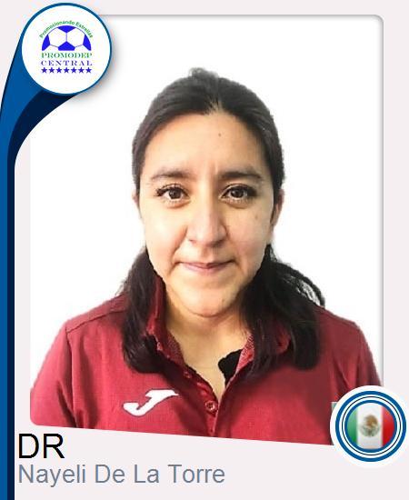 Nayeli Pamela De La Torre Rivas
