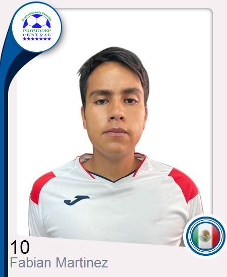 Fabian Martinez Rodriguez