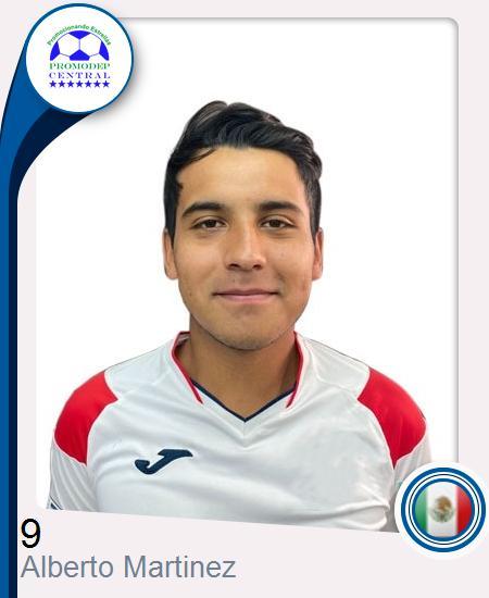 Alberto Martinez Patlan