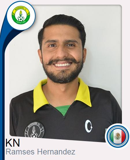 Ramses Hernandez Hernandez