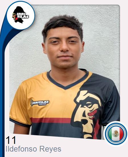 Ildefonso Reyes Aguilar