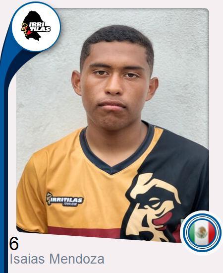 Isaias Mendoza Martínez