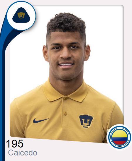 Jose Luis Caicedo Barrera
