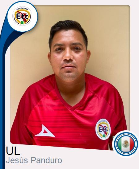 Jesús Omar Panduro Jocobi
