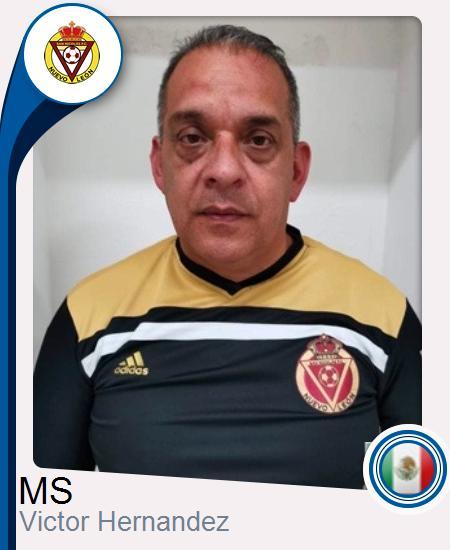 Victor Hugo Hernandez Garza
