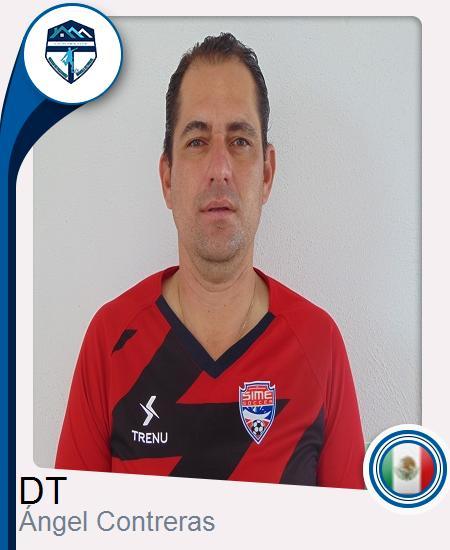 Ángel Gustavo Contreras Díaz