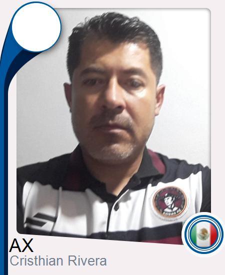 Cristhian Iván Rivera Ramírez