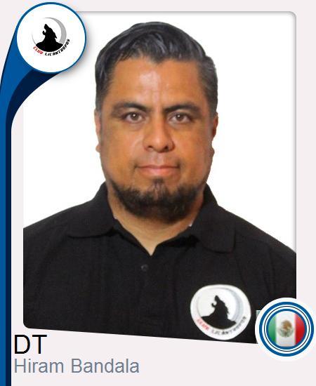 Hiram Bandala Morales