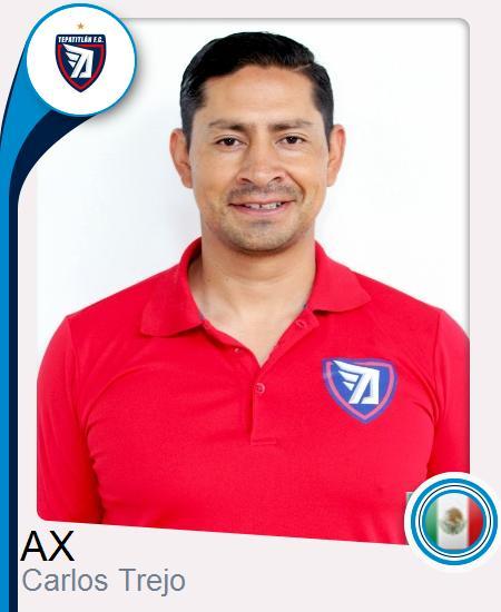 Carlos Alberto Trejo Sánchez