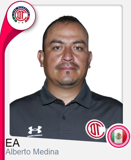 Alberto Medina Romero