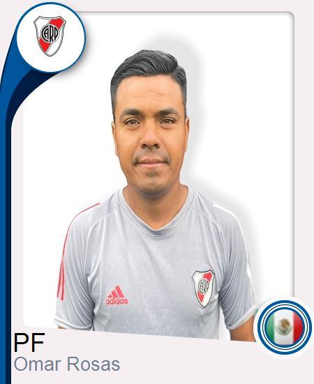 Omar Guadalupe Rosas Arévalo