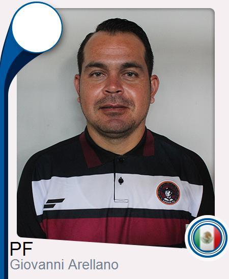 Giovanni Salvador Arellano Parra
