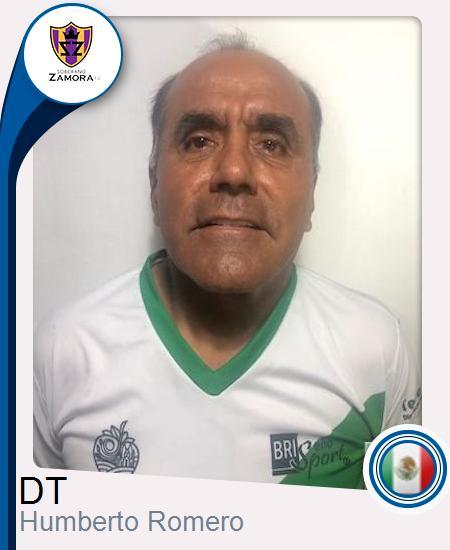 Humberto Romero Martínez