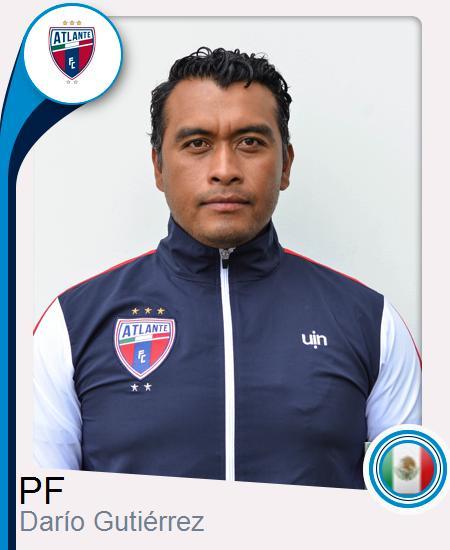 Darío Gutiérrez Manuel