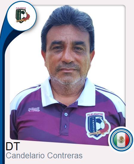 Candelario Ignacio Contreras Campos