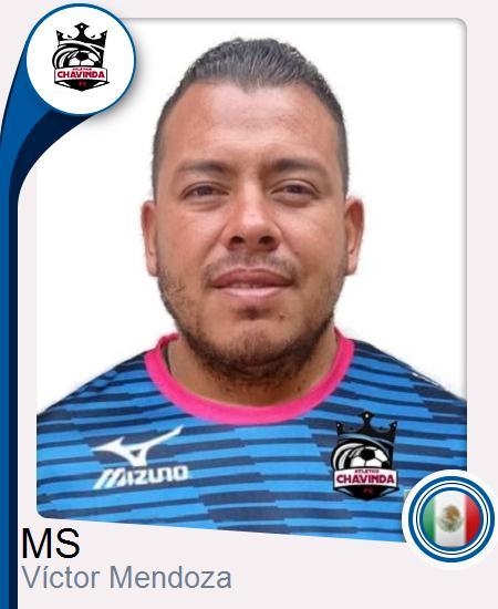 Víctor Alexis Mendoza Brambila