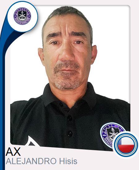 Alejandro Manuel Hisis Araya