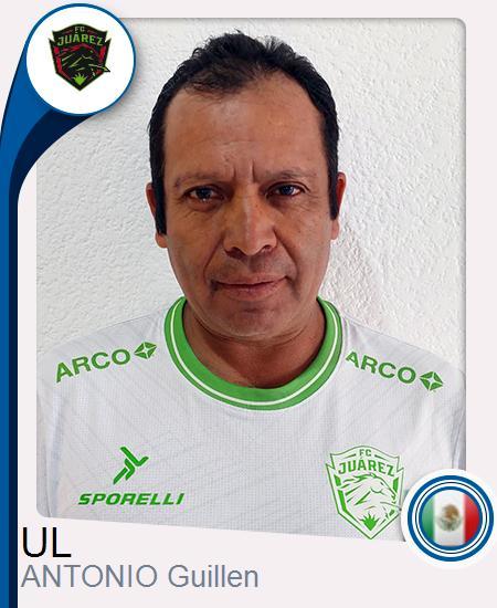 Marco Antonio Guillen Rangel