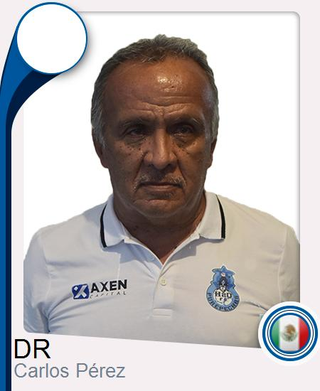 Carlos Daniel Pérez Chávez