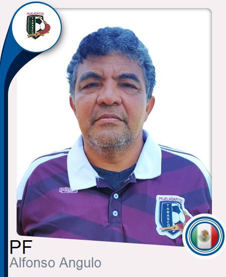 Alfonso Angulo Gaspar