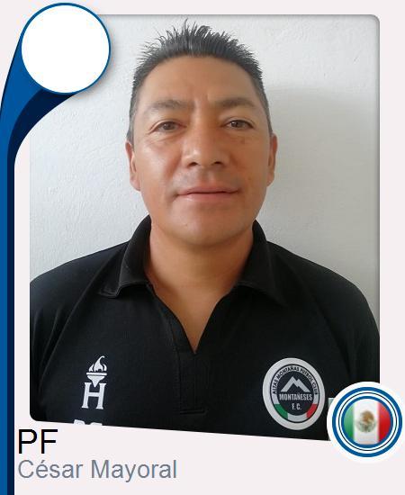 César Mayoral Gómez
