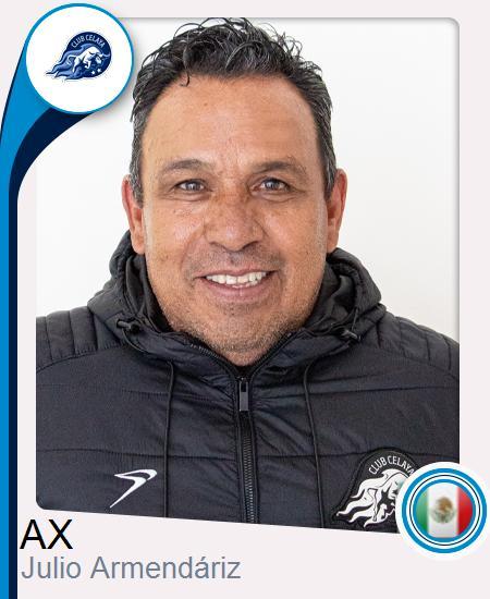 Julio César Armendáriz Hernández