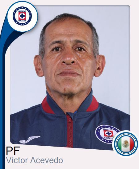 Víctor Manuel Acevedo Carbajal