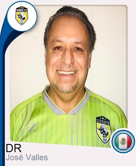 José Ángel Valles Aguilar