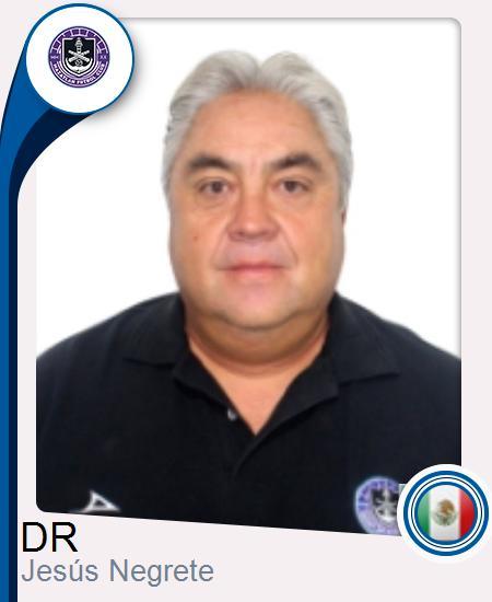 Jesús Negrete Sánchez