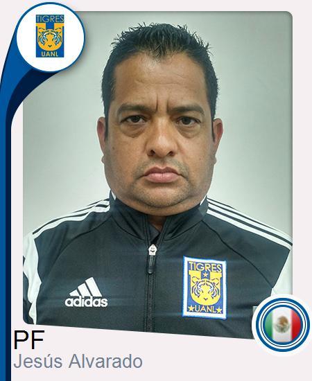 Jesús Carlos Alvarado Rodríguez