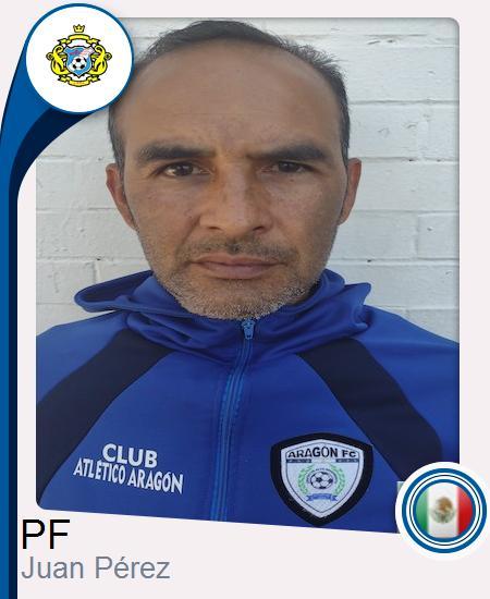 Juan Antonio Rafael Pérez Caudillo