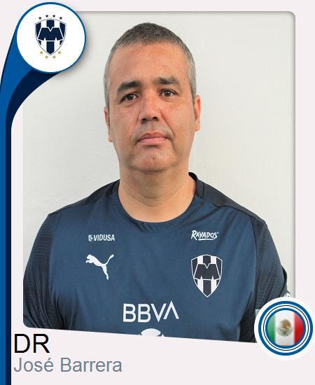 José Javier Barrera García