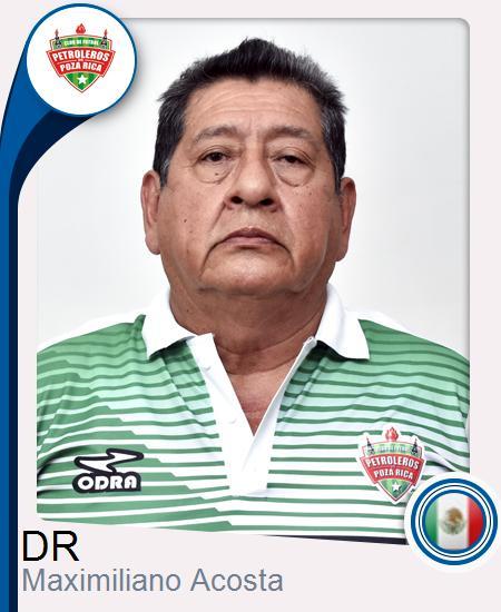Maximiliano Acosta Otáñez