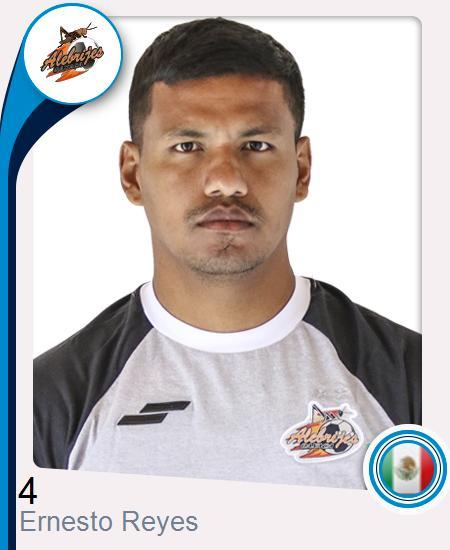 Ernesto Alejandro Reyes Cruz