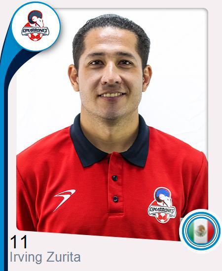 Irving Mauro Zurita García