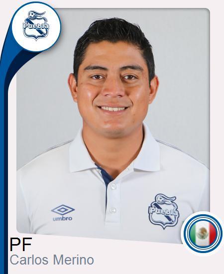 Carlos Alberto Merino Martínez