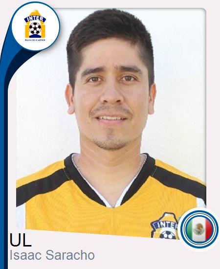 Isaac Jair Saracho Morales