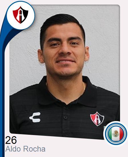 Aldo Paúl Rocha González
