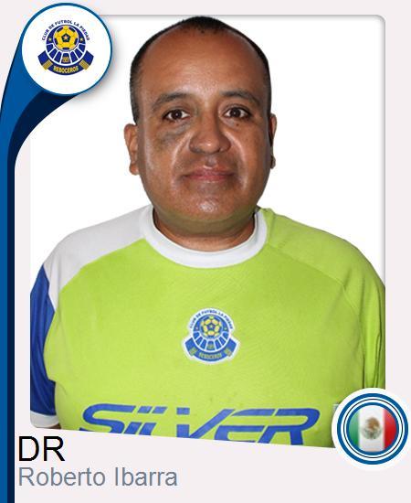 Roberto Carlos Ibarra Pimentel