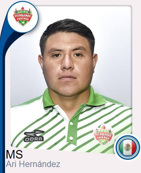 Ari Jair Hernández Nieto