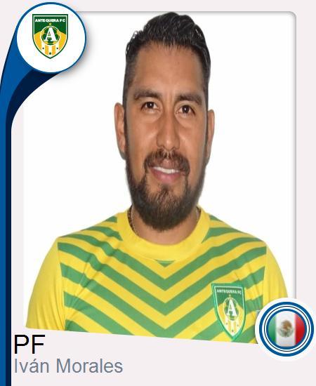 Iván Morales Sosa