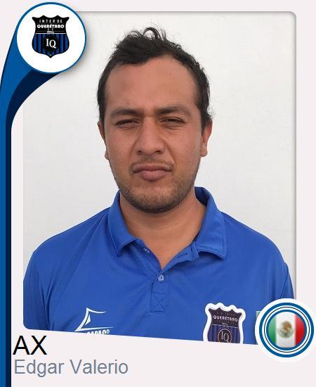 Edgar Rodrigo Valerio Lozoya